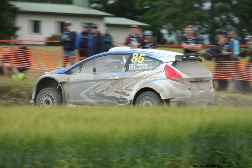 Rally Finland 2015 - Page 1 - General Motorsport - PistonHeads