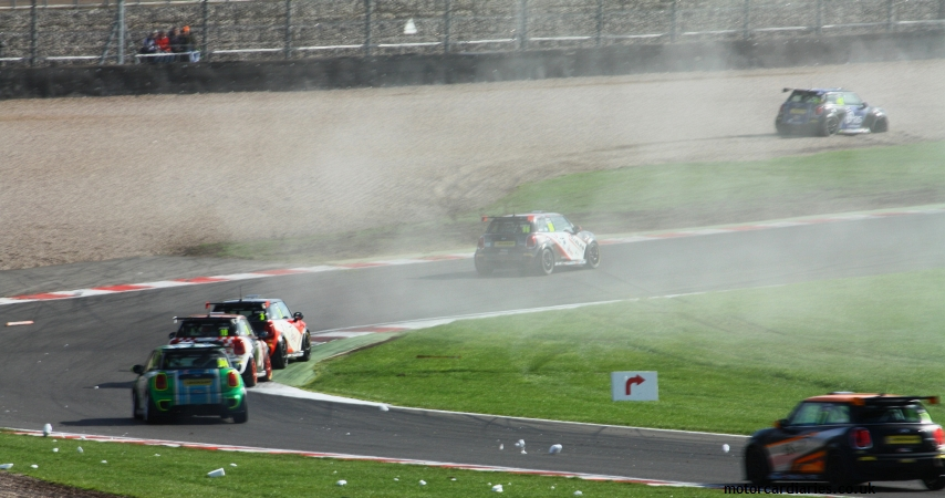 British GT Donington 2018.004