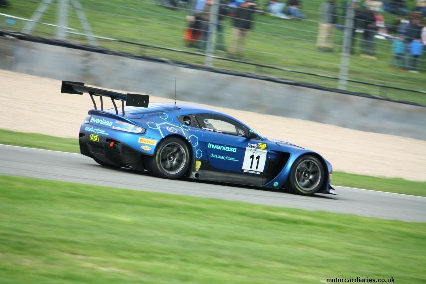 British GT Donington 2018.010