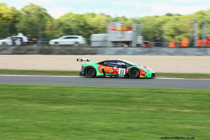 British GT Donington 2018.015