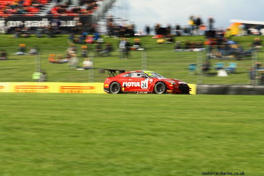 British GT Donington 2018.018