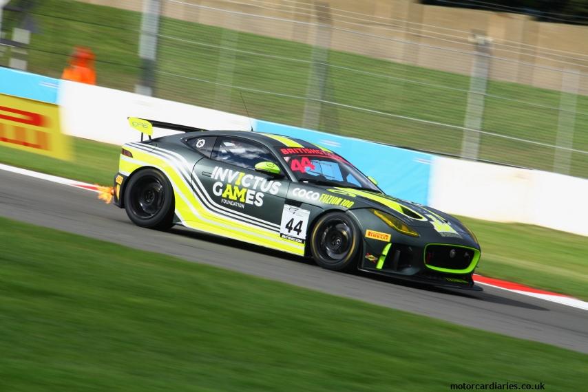 British GT Donington 2018.020