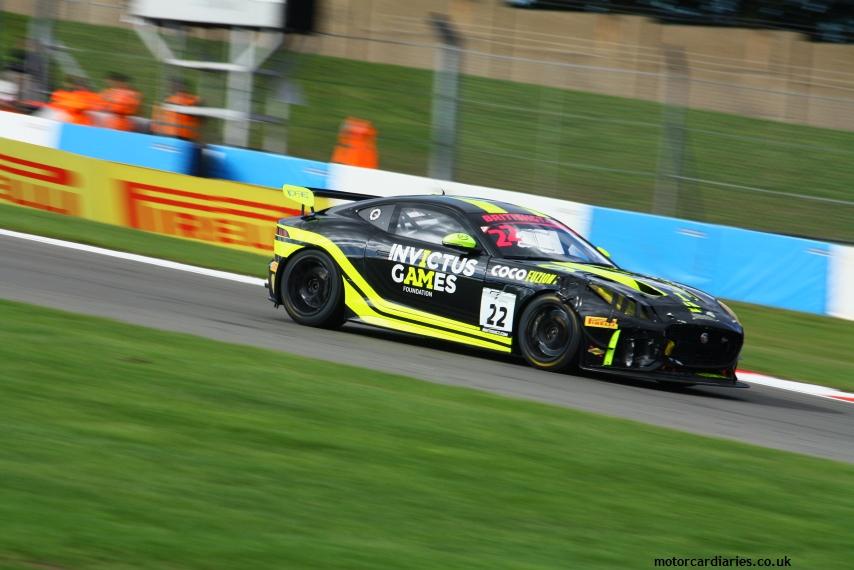 British GT Donington 2018.022