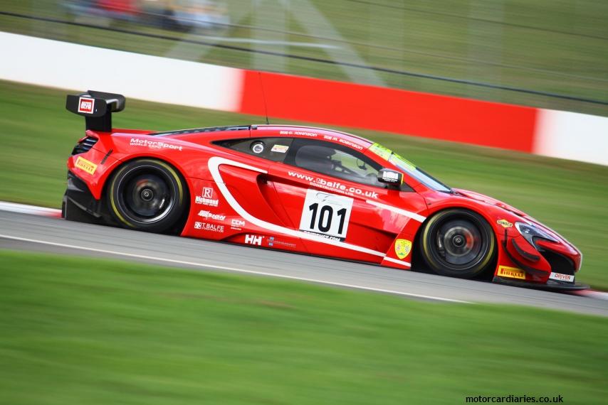 British GT Donington 2018.024