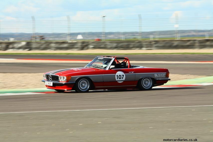 British GT Donington 2018.043