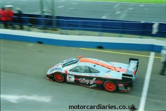 McLaren F1.015