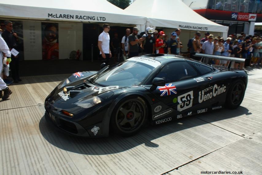 McLaren F1.027