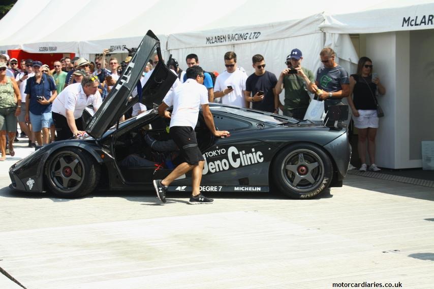 McLaren F1.028