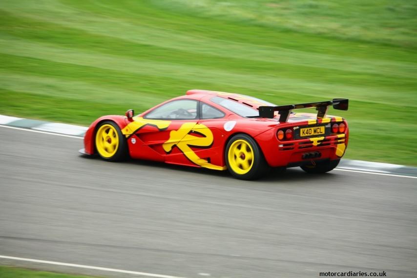 McLaren F1.030