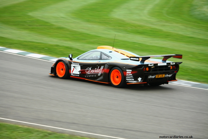 McLaren F1.031