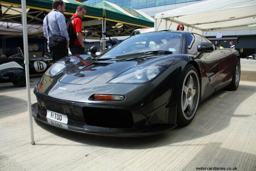 McLaren F1.057