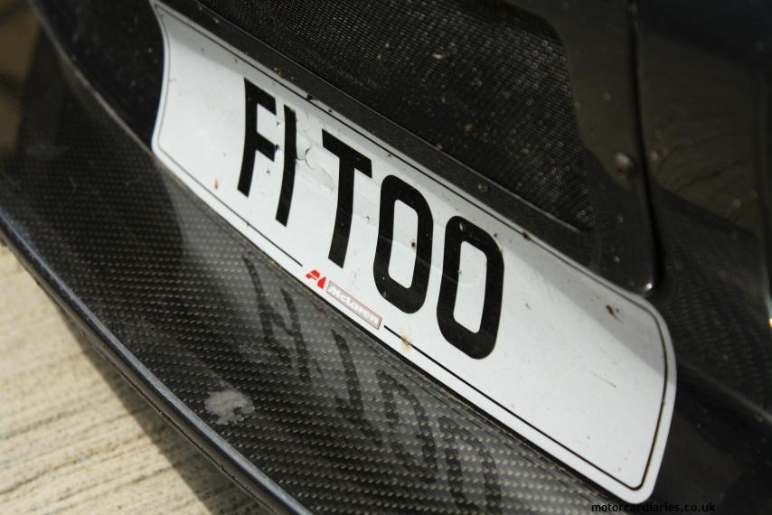 McLaren F1.058