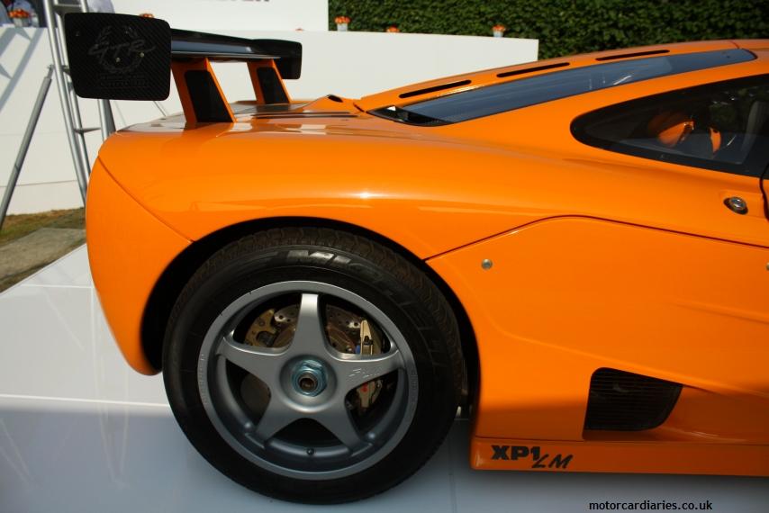 McLaren F1.070