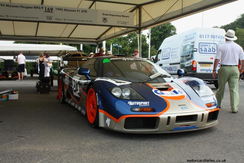 McLaren F1.081
