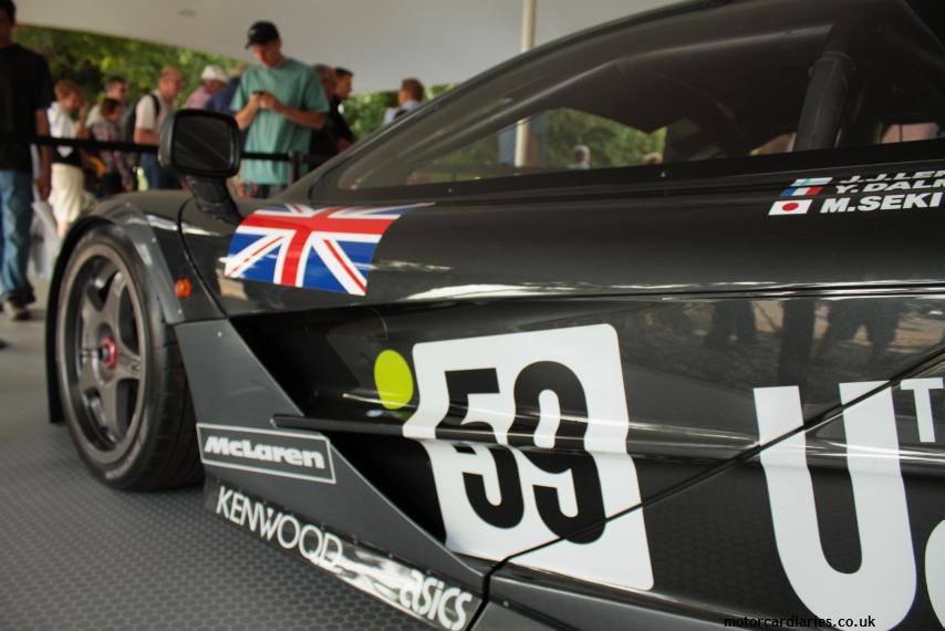 McLaren F1.102
