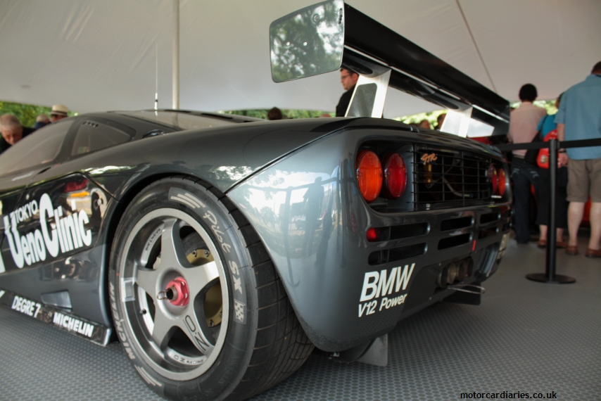 McLaren F1.105