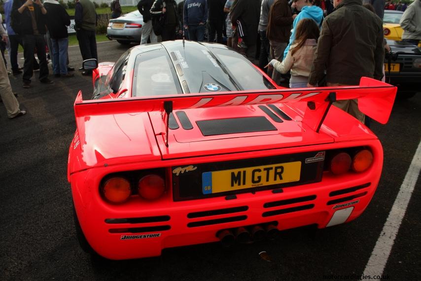 McLaren F1.109