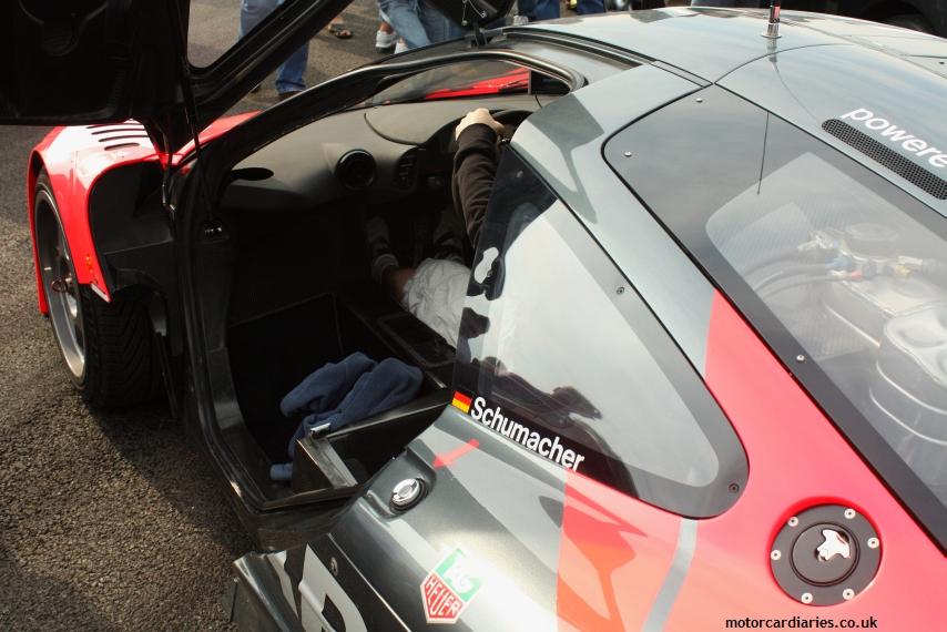 McLaren F1.117