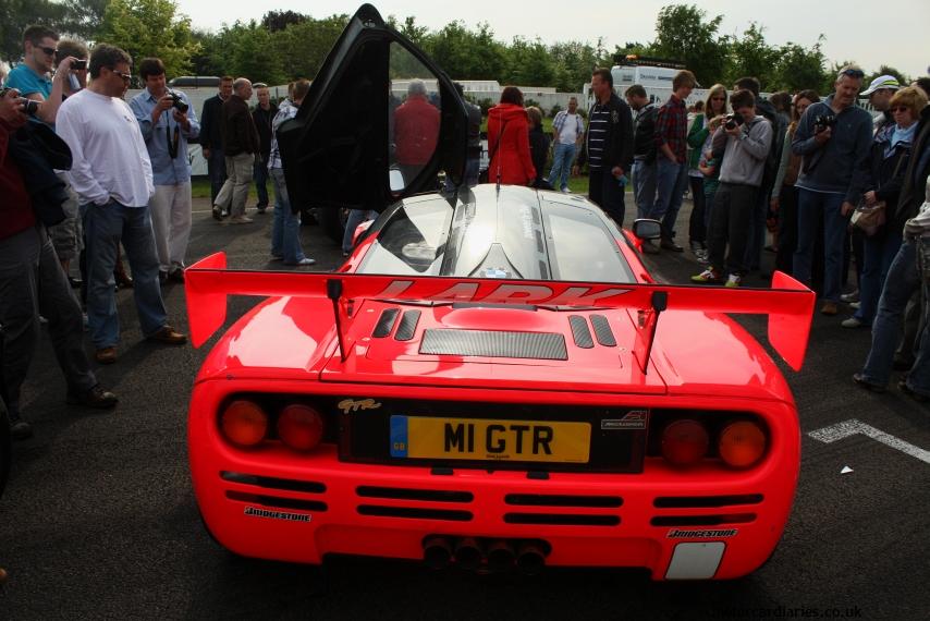 McLaren F1.118