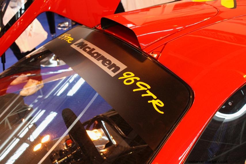 McLaren F1.121