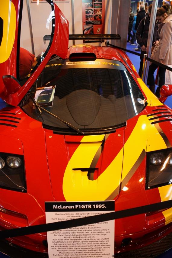 McLaren F1.126