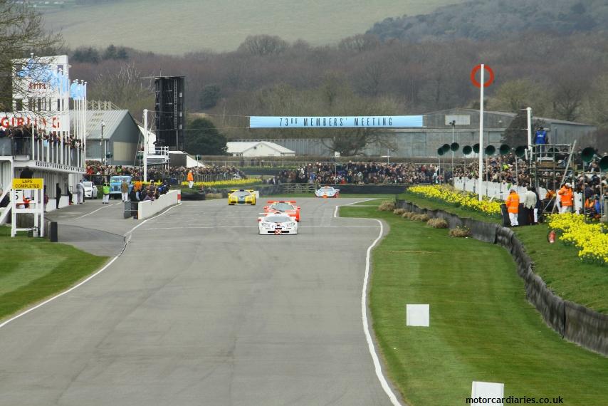 McLaren F1.127