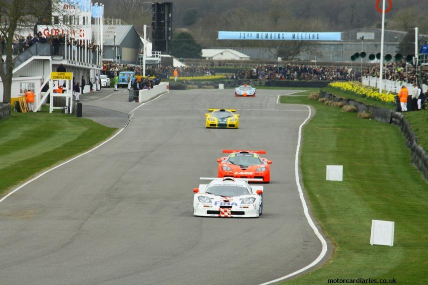 McLaren F1.128