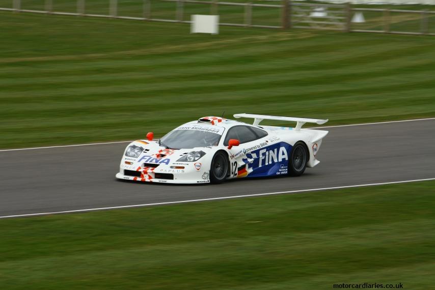 McLaren F1.129