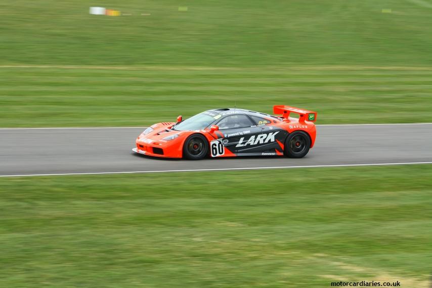 McLaren F1.130