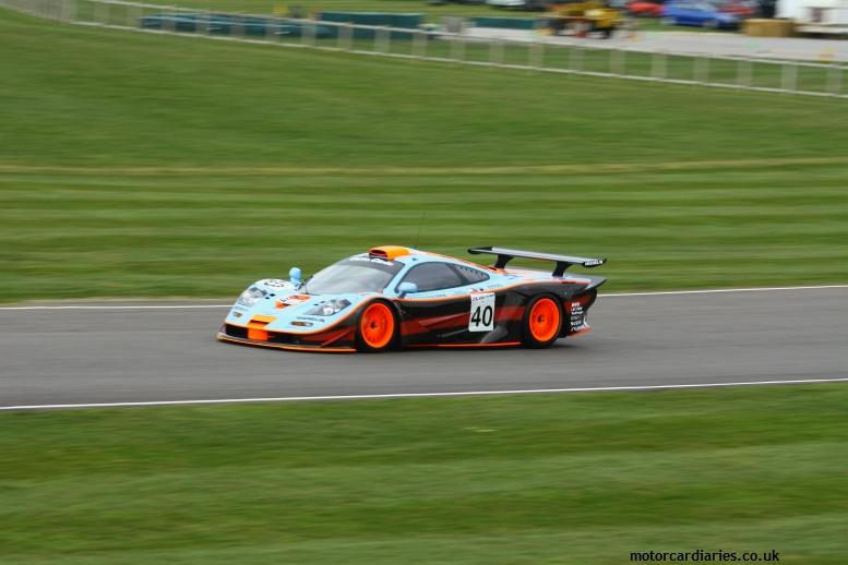 McLaren F1.132