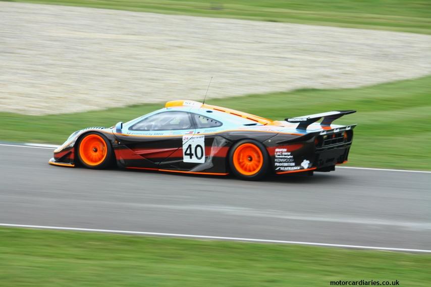 McLaren F1.136
