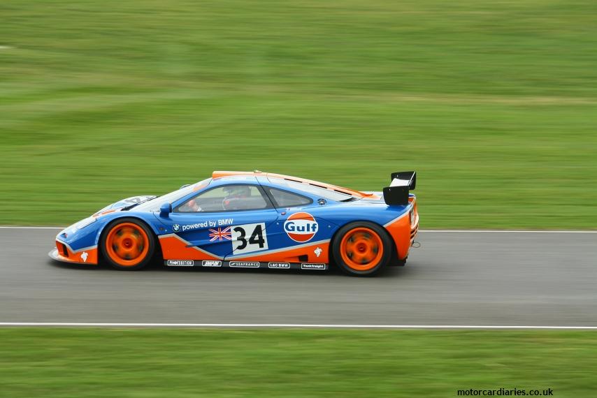 McLaren F1.138
