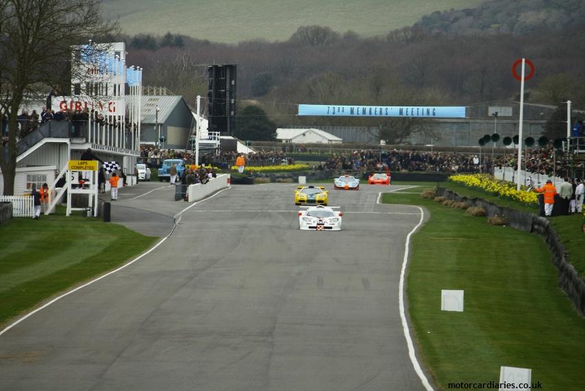 McLaren F1.140