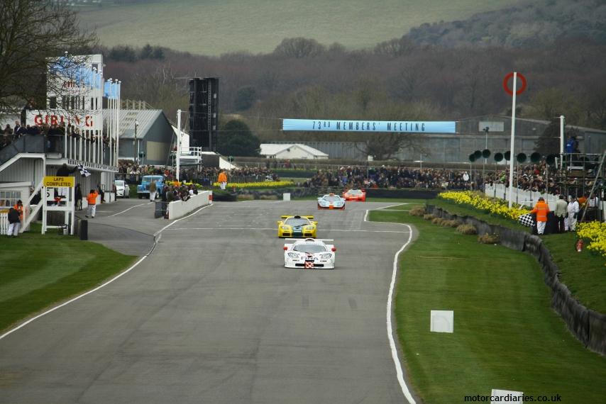 McLaren F1.141