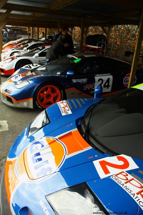 McLaren F1.157