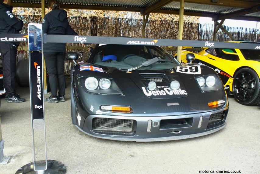 McLaren F1.159