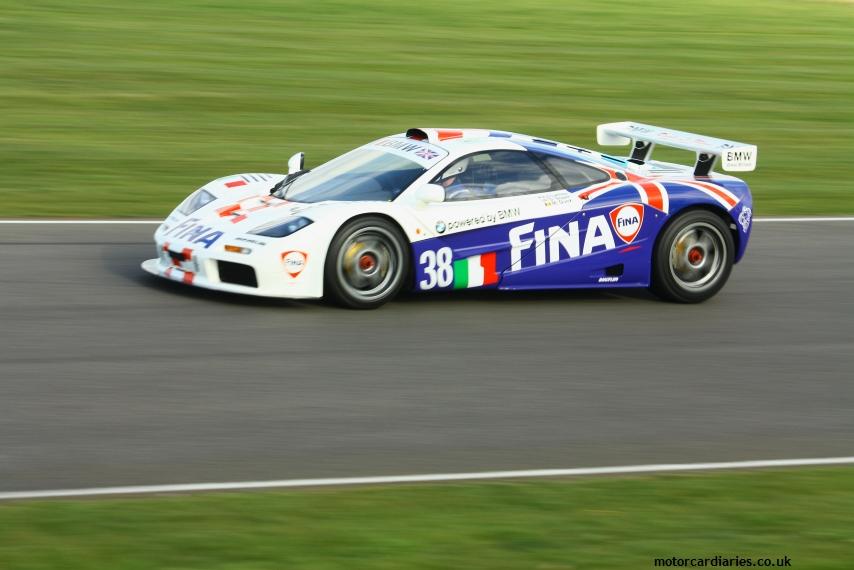 McLaren F1.160
