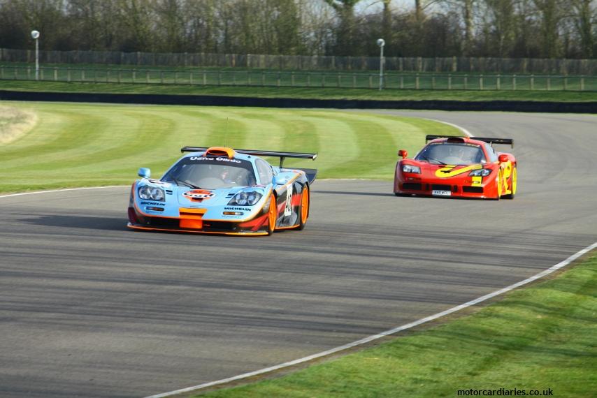 McLaren F1.165