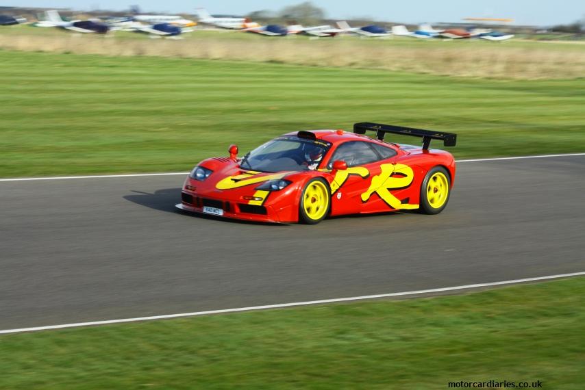McLaren F1.166