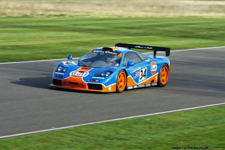 McLaren F1.167