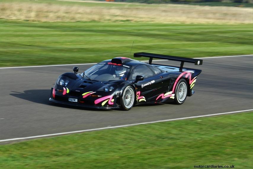 McLaren F1.169