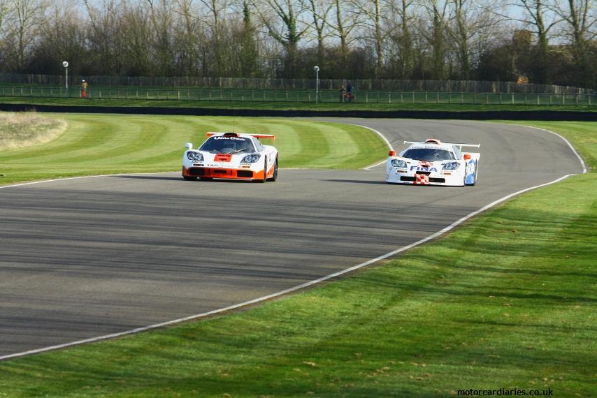 McLaren F1.171