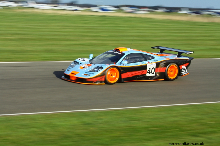 McLaren F1.174