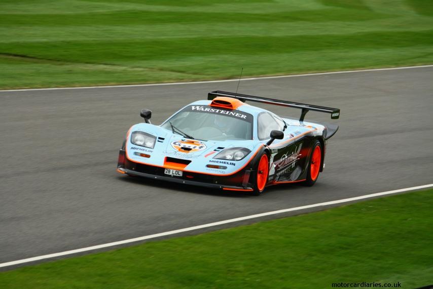 McLaren F1.177