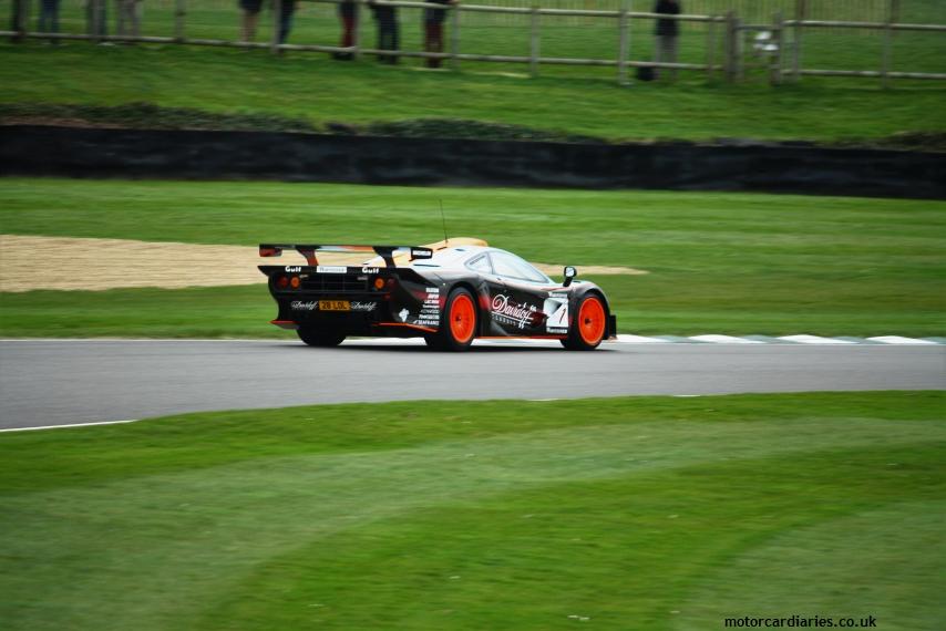 McLaren F1.182
