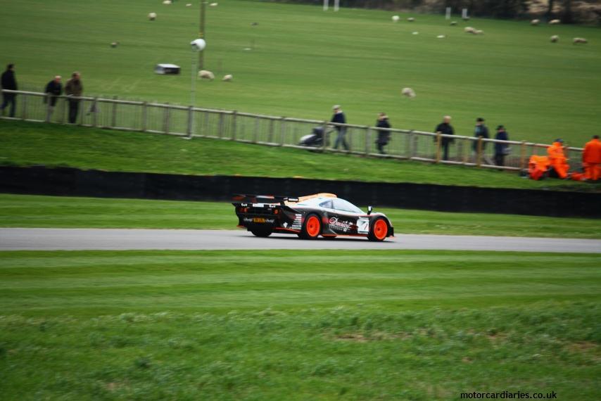 McLaren F1.183