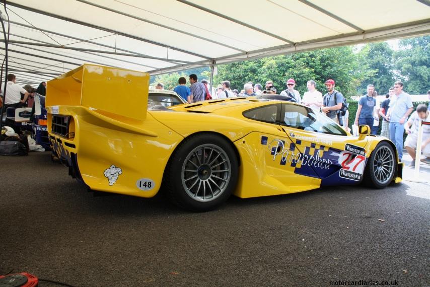 McLaren F1.185