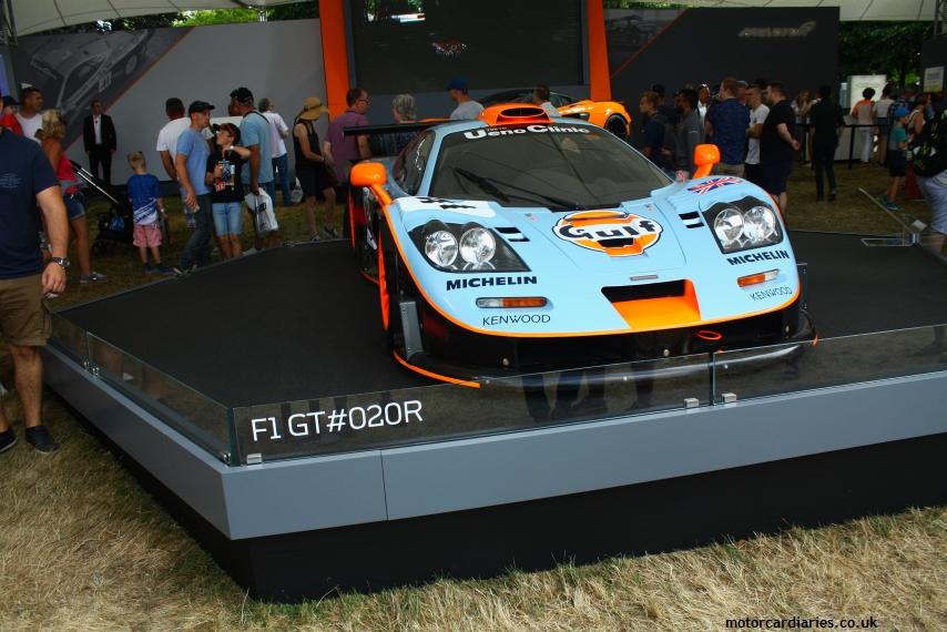 McLaren F1.193