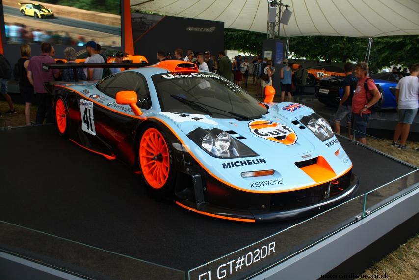 McLaren F1.194