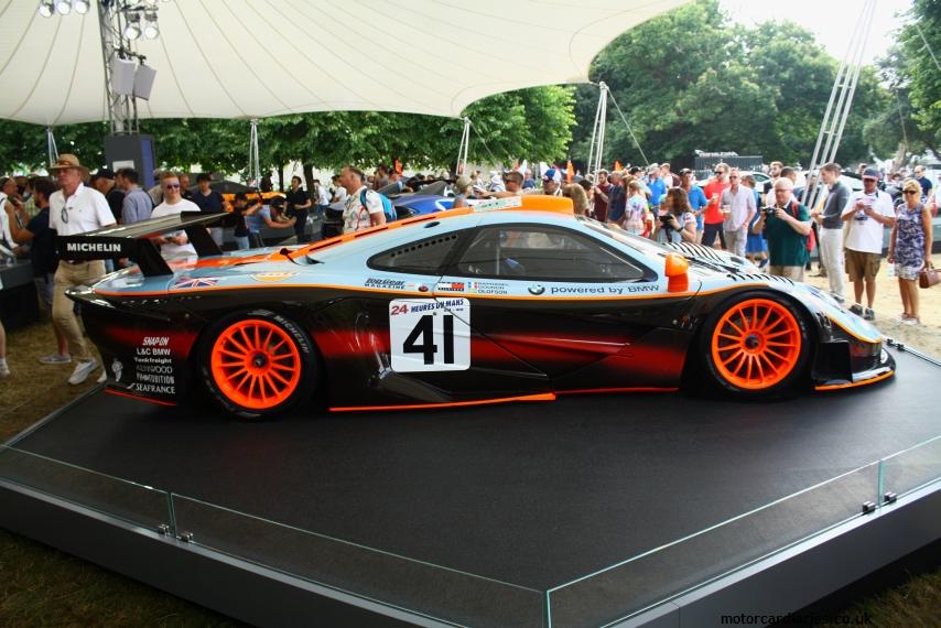 McLaren F1.195
